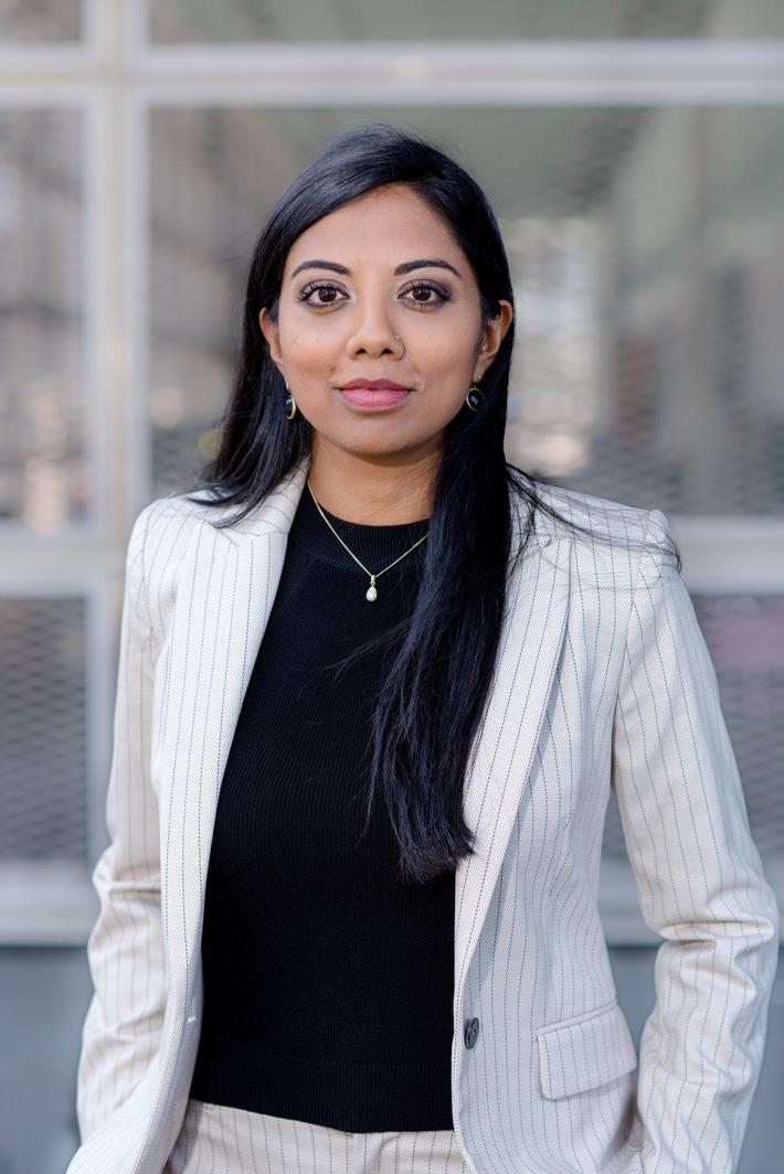 Suba Umathevan wird Geschäftsführerin von Plan International Schweiz