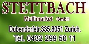 Stettbach Multi Market Gmbh
