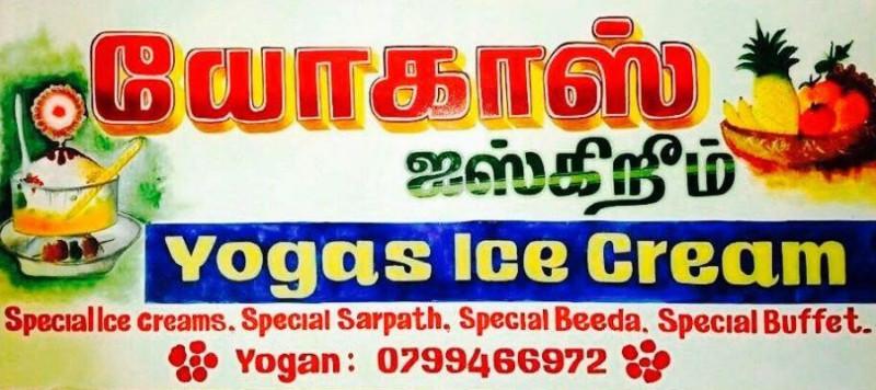 Yogas Ice Cream