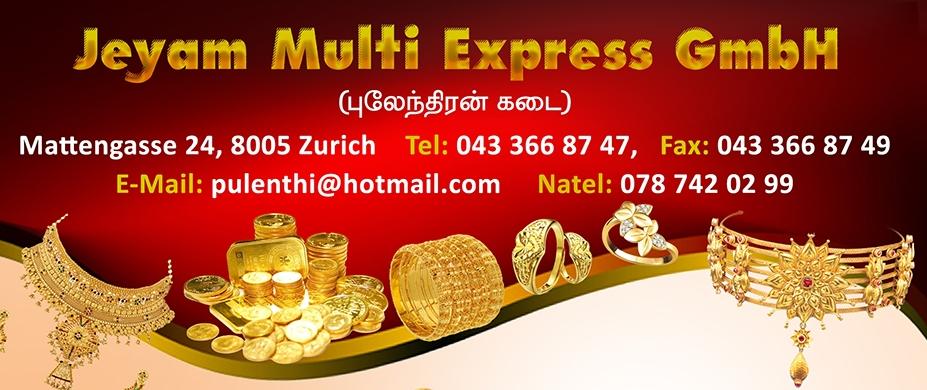 Jeyam Multi Express GmbH