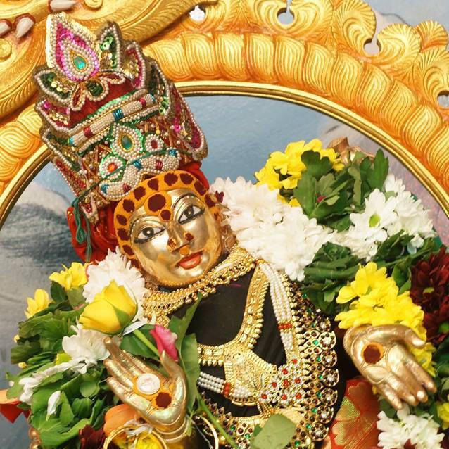 Sri Manonmani Ampal Tempel