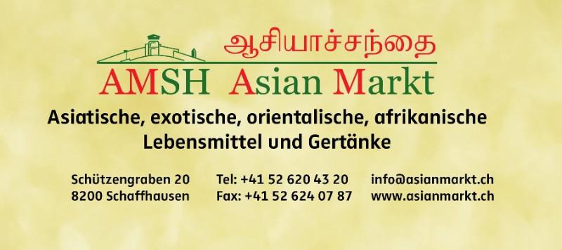Asian Markt Schaffhausen
