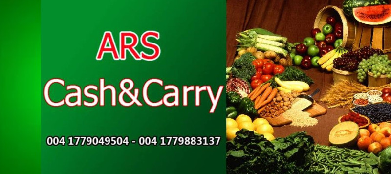 ARS Cash and Carry